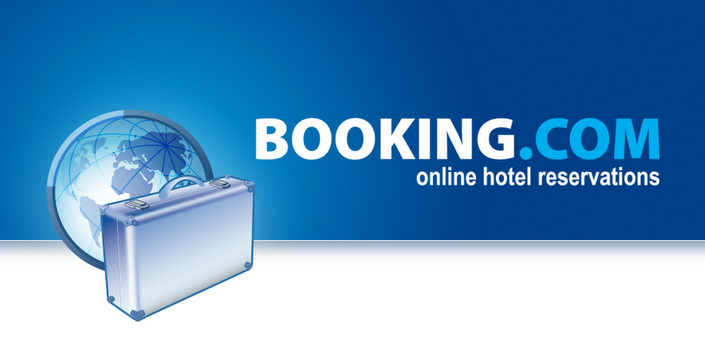 Find us on Booking.com